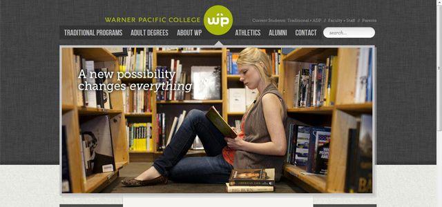 20 College & University Website Designs - Speckyboy Design Magazine
