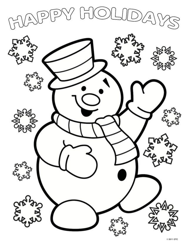 Exclusive Image Of Coloring Pages For 3 Year Olds Entitlementtrap Com Free Christmas Coloring Pages Christmas Coloring Sheets Snowman Coloring Pages