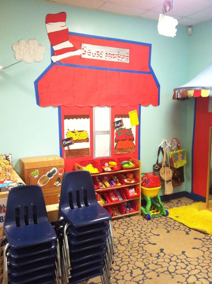 Dr. Seuss Theme Classroom Part 4   Teaching   Pinterest ...