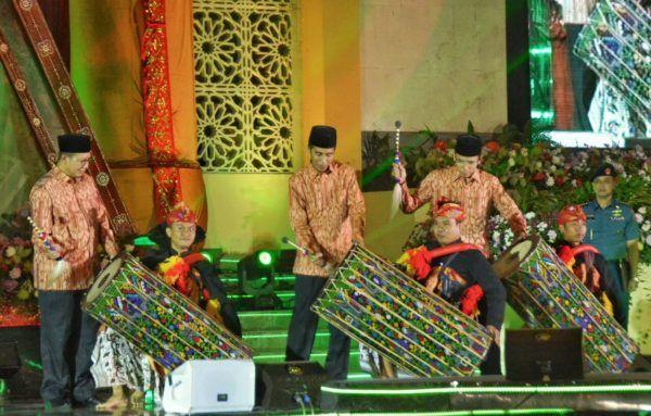 Presiden Jokowi ingin MTQ mampu bumikan Alquran
