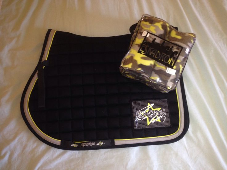 Eskadron Saddlepad Next Generation F/S 2015 Caviar