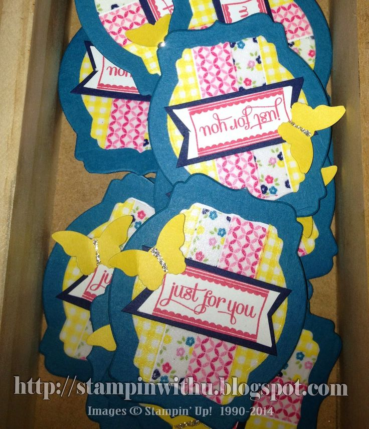 Card Candy Swaps - Paper Angels Meeting