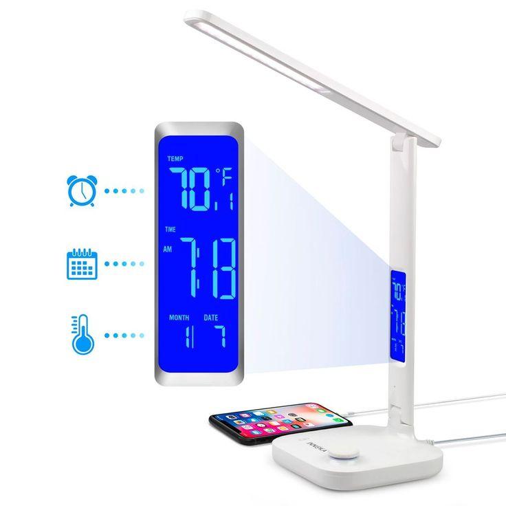 Desk Lamp, Table Lamp, by INNOKA UL Certified 180 Degree ...