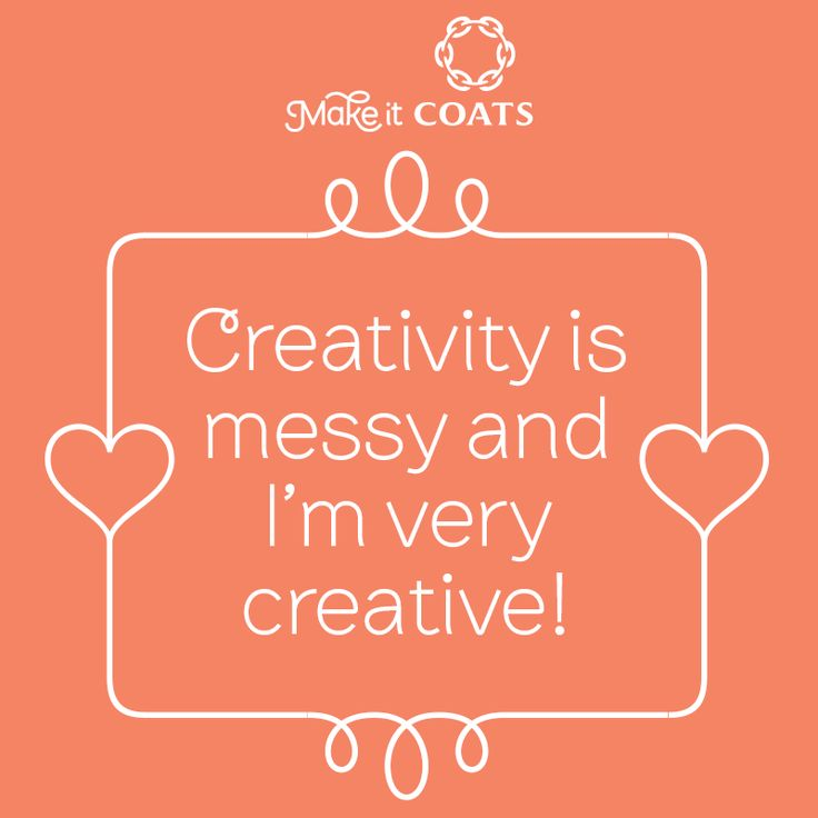 Being The Messy One In A Relationship: Creativity Is Messy And I'm Very Creative!