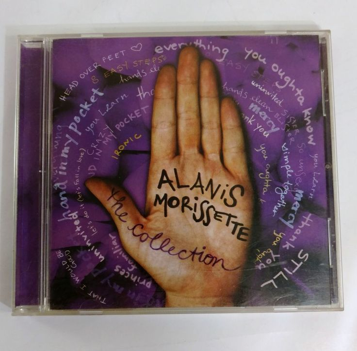 The Collection by Alanis Morissette (CD, Nov-2005, Maverick) #AlternativeIndie