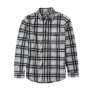 a billabong furnace flannel camisas manga larga