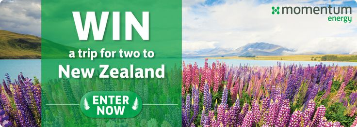 As major sponsors of MIFGS, the Melbourne International Flower and Garden Show, we're giving away a five night holiday for two to New Zealand!  Enter now at www.nzexperience.com.au