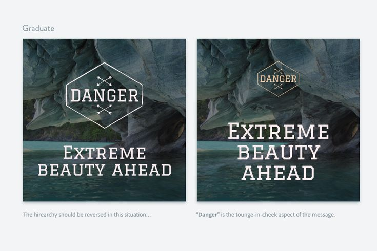 Great tips on making smart font choices or stop making bad ones.