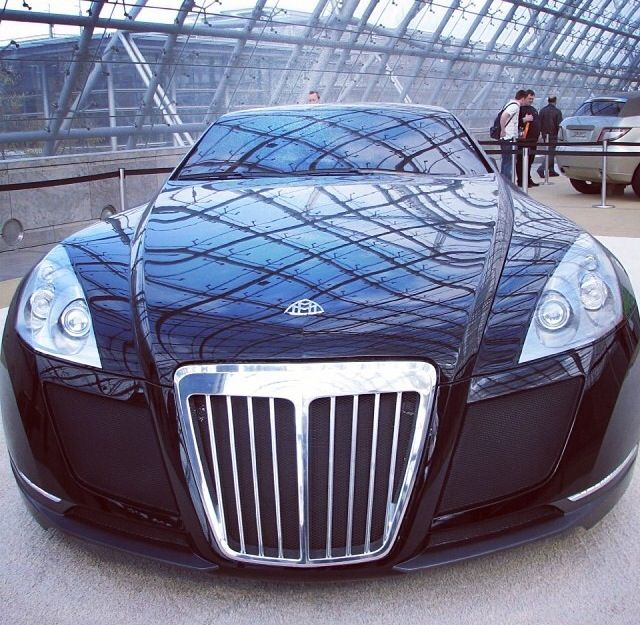 Maybach Car Wallpaper: 17 Best Images About Maybach! On Pinterest