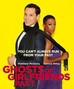 Orange Is The New Black - Samira Wiley and Matt McGorry recreate Matthew McConaughey movie covers.