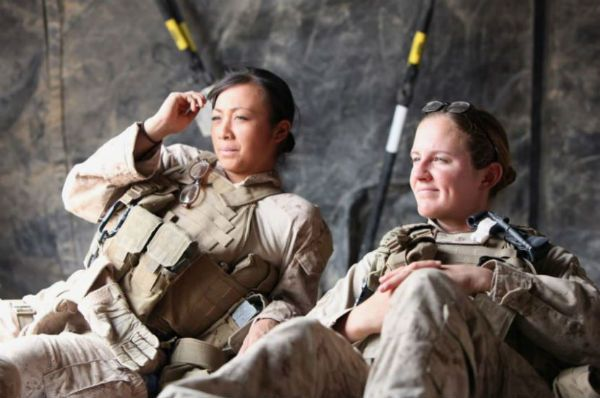 Marine Combat Training At Pendleton Changes Permanently As Female Recruits Arrive ...