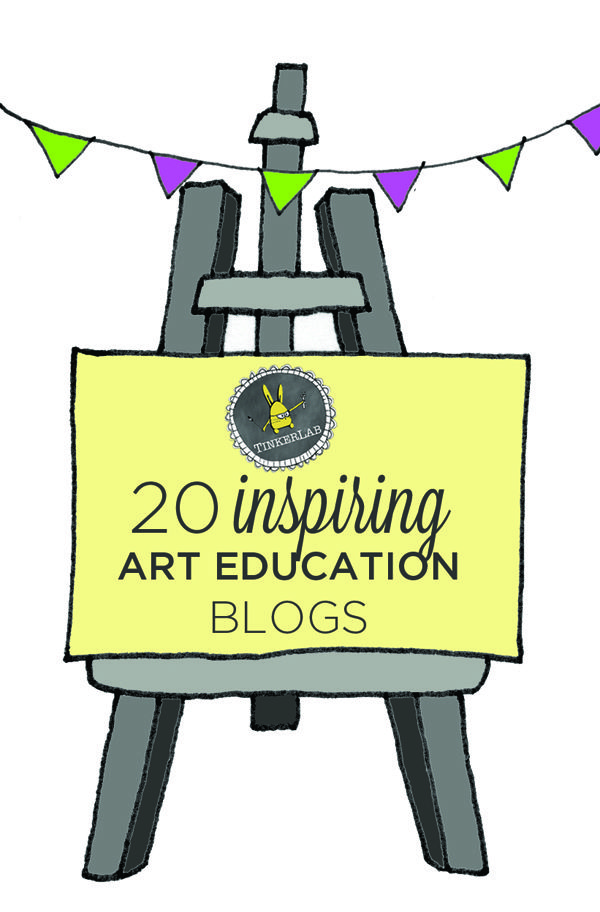 20 inspiring art education blogs | TinkerLab.com -you don't have to sign up.
