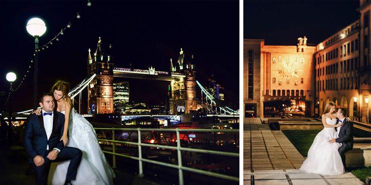 #weddingshoot #trashthedress #weddinginspiration #london #londonbridge