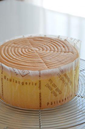 「ジェノワーズ(基本の共立てスポンジ)」ちひろ   お菓子・パンのレシピや作り方【corecle*コレクル】