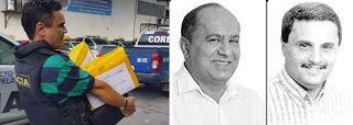 Taís Paranhos: Ex prefeitos de Carpina e Lagoa do Carro são alvos...