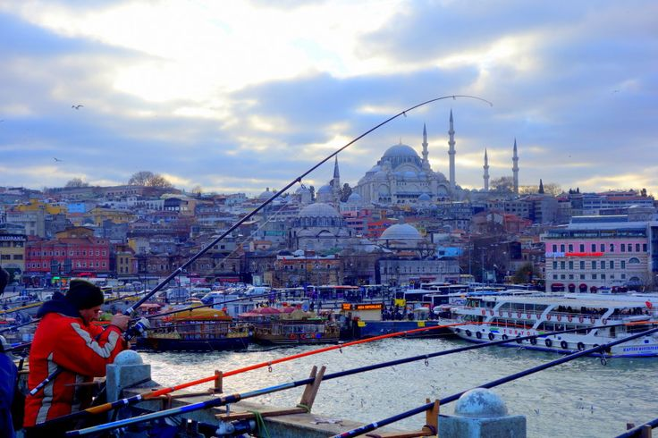 Merhaba Istanbul | http://fromicetospice.com/2015/01/22/merhaba-istanbul/