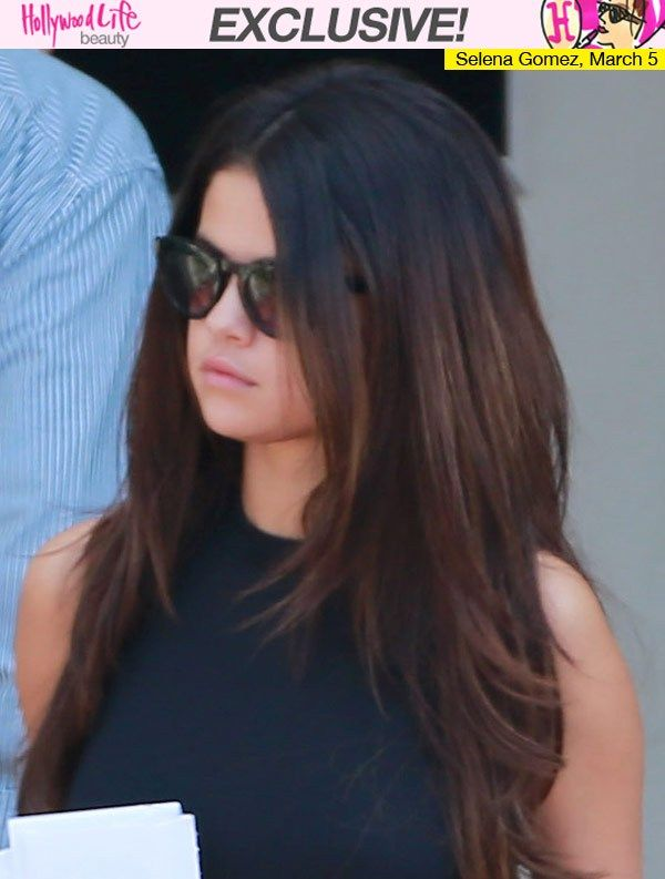 Selena Gomez's Highlights — What To Tell Your Colorist To Get The Look