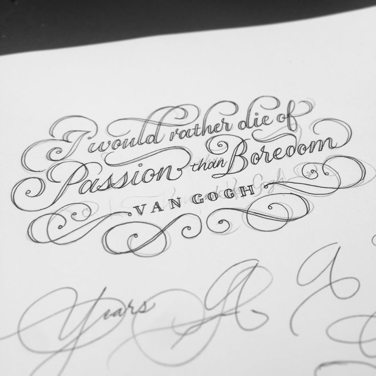 Seb Lester 39 S Sketch Of Van Gogh 39 S Quote Messages That