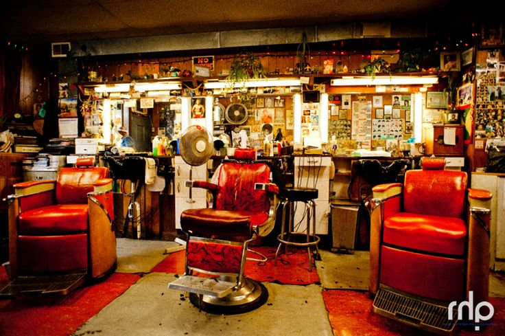 Stancil's Barber Shop-Albany, NY. Rob Hammer Photography