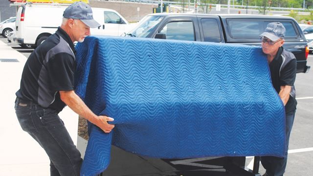 Little known facts about piano movers.