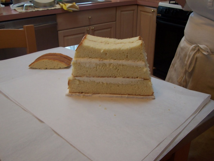 Just Outta the Oven!: Purse Cake Tutorial