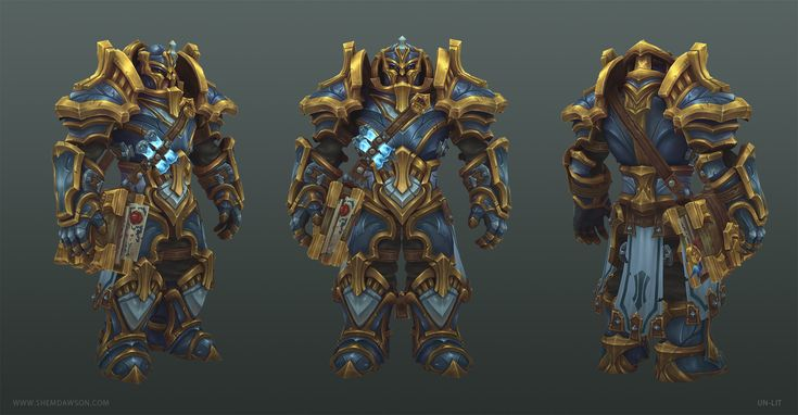 """""""To go before, To shield the way, To defend who cannot, To stand in the breach and fear no darkness, This is the path of the Paladin"""".  - Crusader Lord Arathul Steeldrake  Paladins have always been a favorite of mine, so I had a bunch of fun making one designed the way I feel a Paladin should be."""