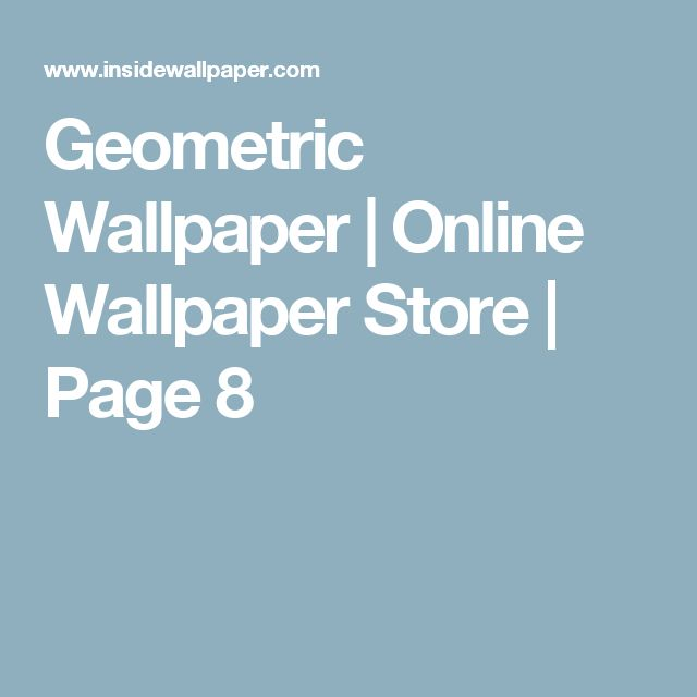 Geometric Wallpaper   Online Wallpaper Store   Page 8