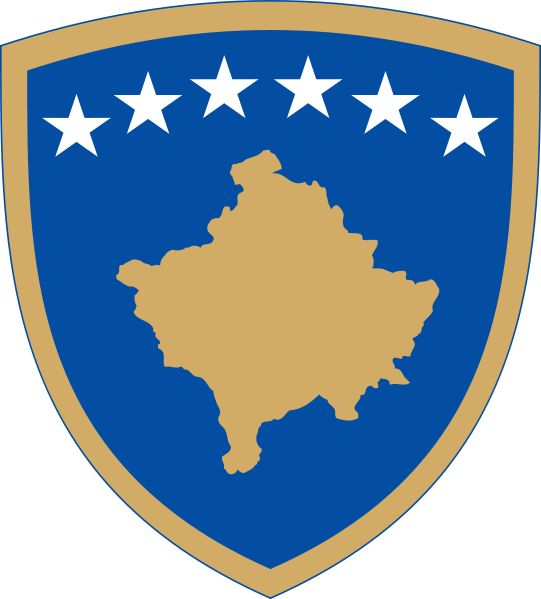File:Coat of arms of Kosovo.svg
