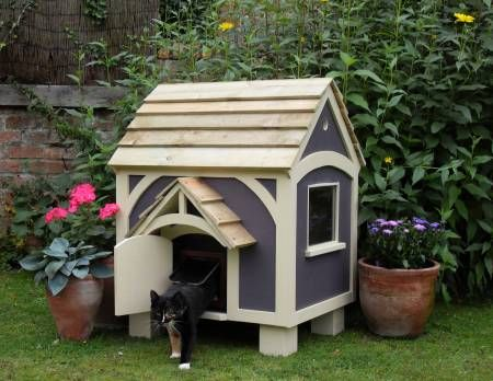 Photos Vivastreet Outdoor Cat House