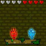 su ve ateş avlanıyor oyunu ister ateş ol ister su bu oyunda kazanmak senin elinde çok eğlenceli bu oyun seni bekliyor oyungag.com da