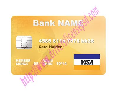 15 best Credit Card PSD images on Pinterest Credit cards - credit card template word