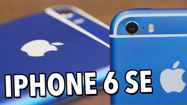 Liked on YouTube: O IPHONE 6 SE AZUL! (do @juniornannetti)