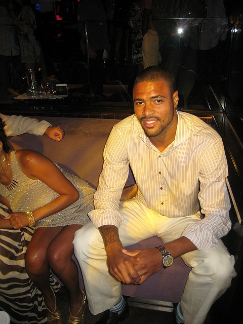 tyson chandler - this Mavs fan misses his skills and hotness