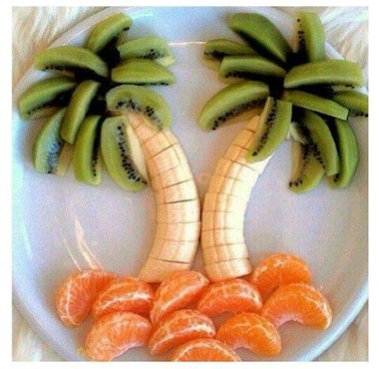 Healthy fun snack idea for kids!