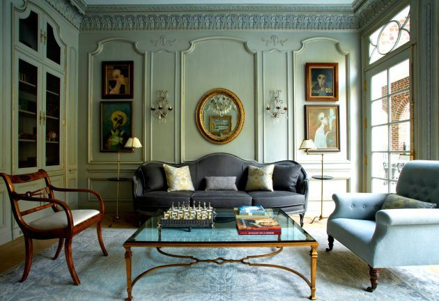 Traditional Turquoise Living Room Ideas By Houzz Interior Rumah Eksterior Rumah Idea houzz living room furniture