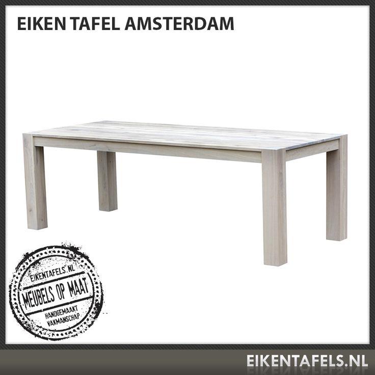 http://www.eikentafels.nl Vind de perfecte Eiken tafel op maat, Bekijk de site of kom langs in Schijndel.  Eikentafels.nl Molendijk zuid 23A 5482 WZ  Schijndel  Tel: 073-5940682 E-mail: info@eikentafels.nl
