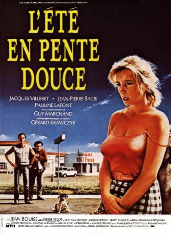 L'été en pente douce (1987) - Gérard Krawczyk - Jacques Villeret, Jean-Pierre Bacri, Pauline Lafont