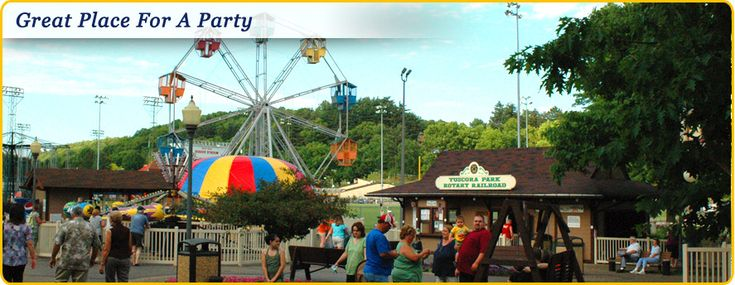 Tuscora Park | New Philadelphia, Ohio Amusement Park |