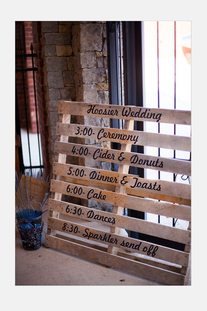8 Wedding Signs That Will E Up Your Day