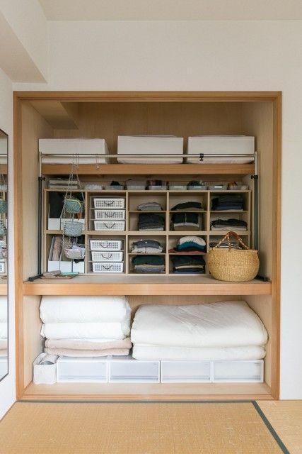 押入れを「機能的なスペース」にする収納術とは?(後編) | Sumai 日刊住まい