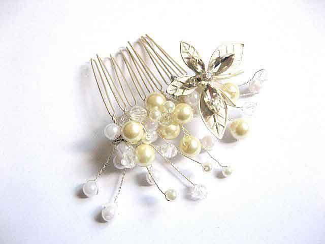 #Pieptăn #mireasă, #floare şi #strasuri, pieptăn #nuntă #lucrat #manual / #Bridal #comb, #bloom and #rhinestones, #handmade #wedding comb / #신부 #빗, #블룸 #및 #모조 #다이아몬드, #수제 #웨딩 #빗 http://handmade.luxdesign28.ro/produs/pieptan-mireasa-cu-floare-si-strasuri-pieptan-nunta-lucrat-manual-29333/