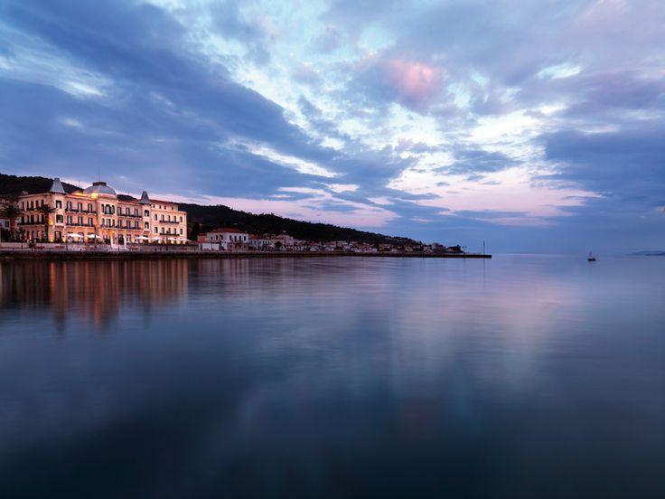 Poseidonion Grand Hotel: A Century Old Landmark   Greek Riviera