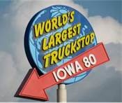 World's Largest Truckstop Iowa 80