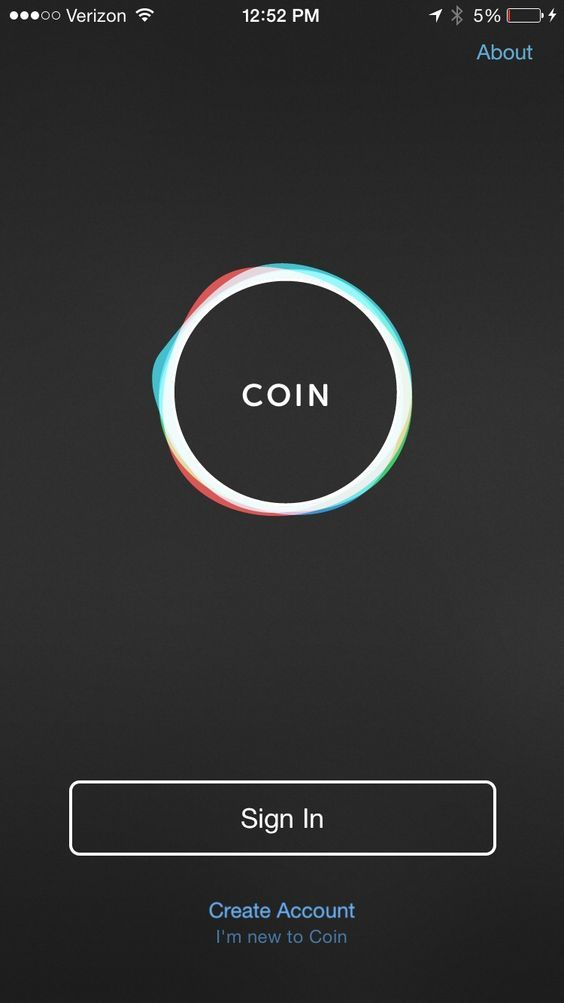 Coin - All Your Cards, One App | Pttrns #UX #UI: