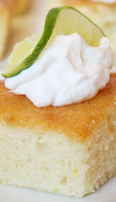 Margarita Cake Recipe