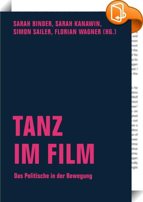 Tanz im Film    :  Seit es Film gibt, gibt es Tanzfilme. Zwischen dem tanzenden Licht und der Bewegung menschlicher Körper besteht eine ambivalente Verwandtschaft. Zwei gegensätzliche Erkenntnisweisen begegnen einander: der   geometrisierende Blick und die Unmittelbarkeit körperlicher Erfahrung.  Ob in Quentin Tarentinos »Pulp Fiction«, Jean Luc Godards »Bande à part« oder Lars von Triers »Dancer in the Dark«, in »Flashdance«, der »Step Up«-Reihe oder den amerikanischen Klassikern, übe...