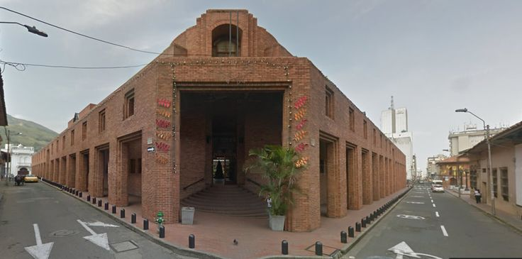 Centro Cultural De Santiago de Cali 1