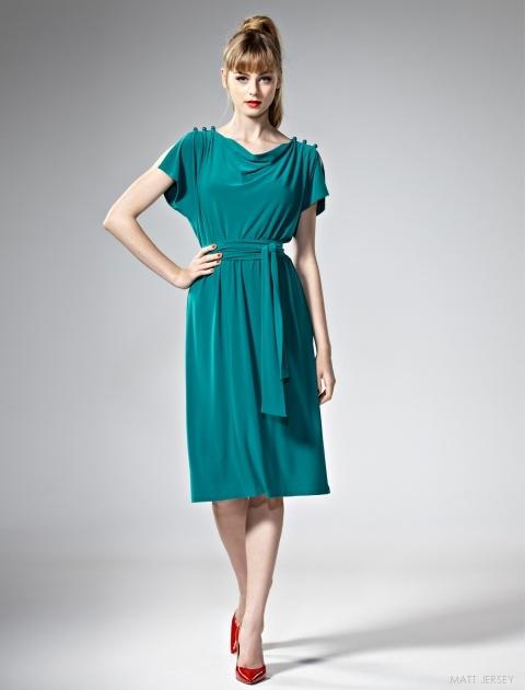 Leona Edmiston dresses last forever and look great on.