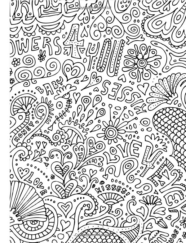 17 Best Images About Coloriage Adulte On Pinterest