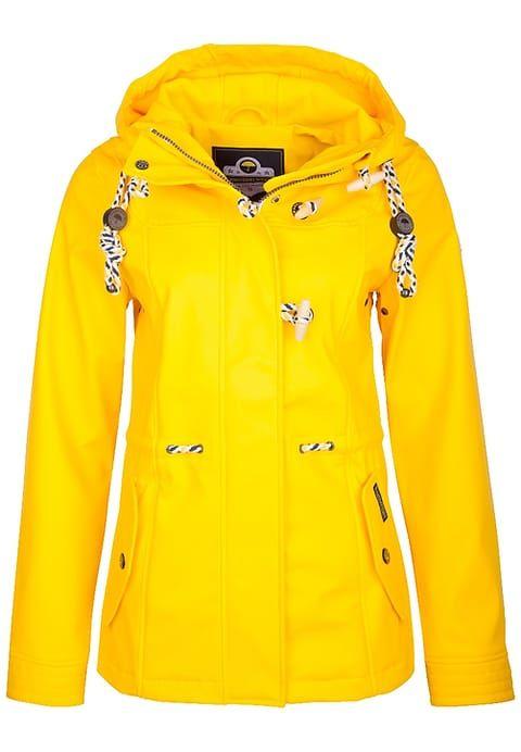 Schmuddelwedda Regenjacke / wasserabweisende Jacke - yellow für 139,95 € (25.03.17) versandkostenfrei bei Zalando bestellen.
